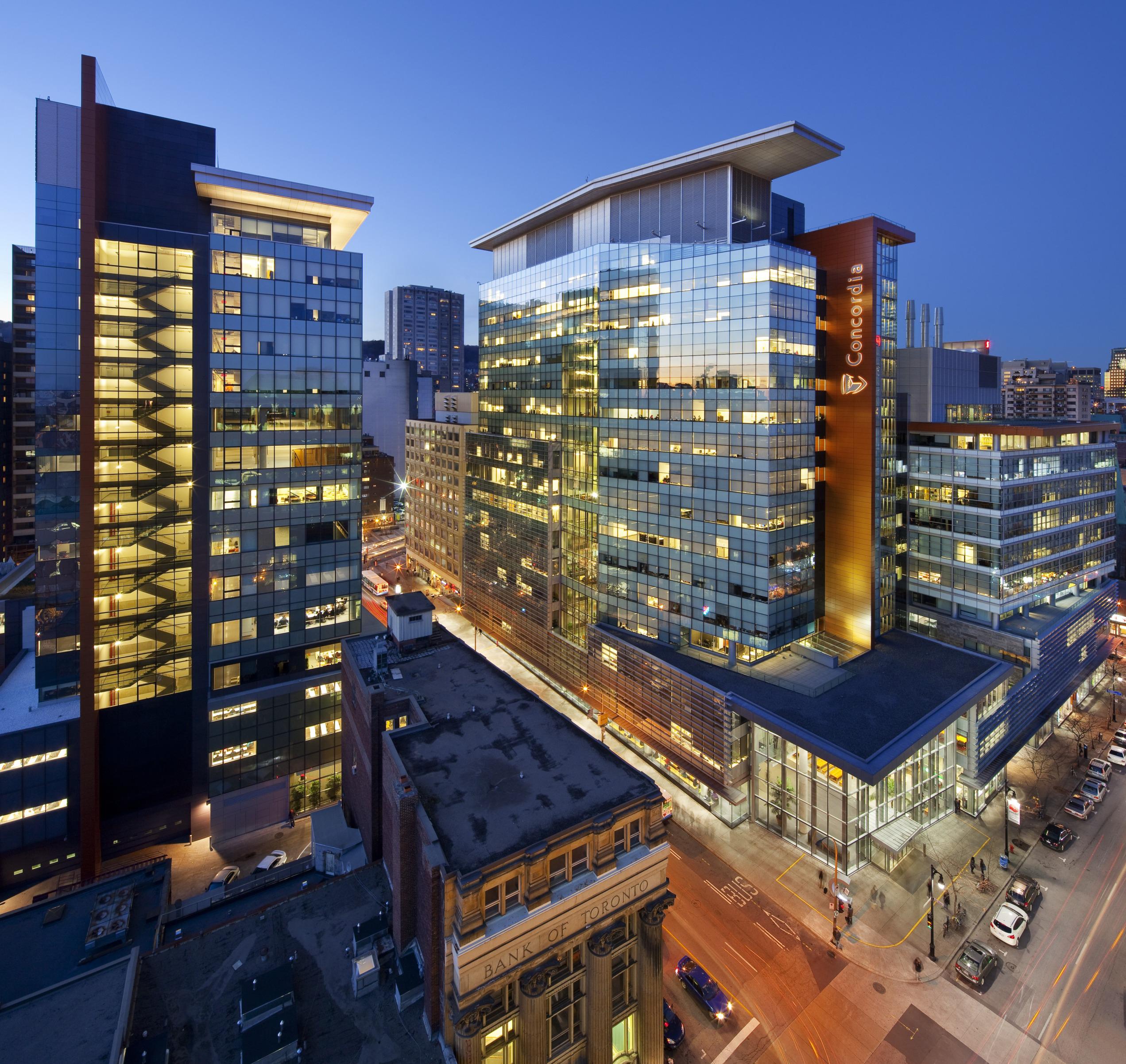John Molson School of Business - Concordia University