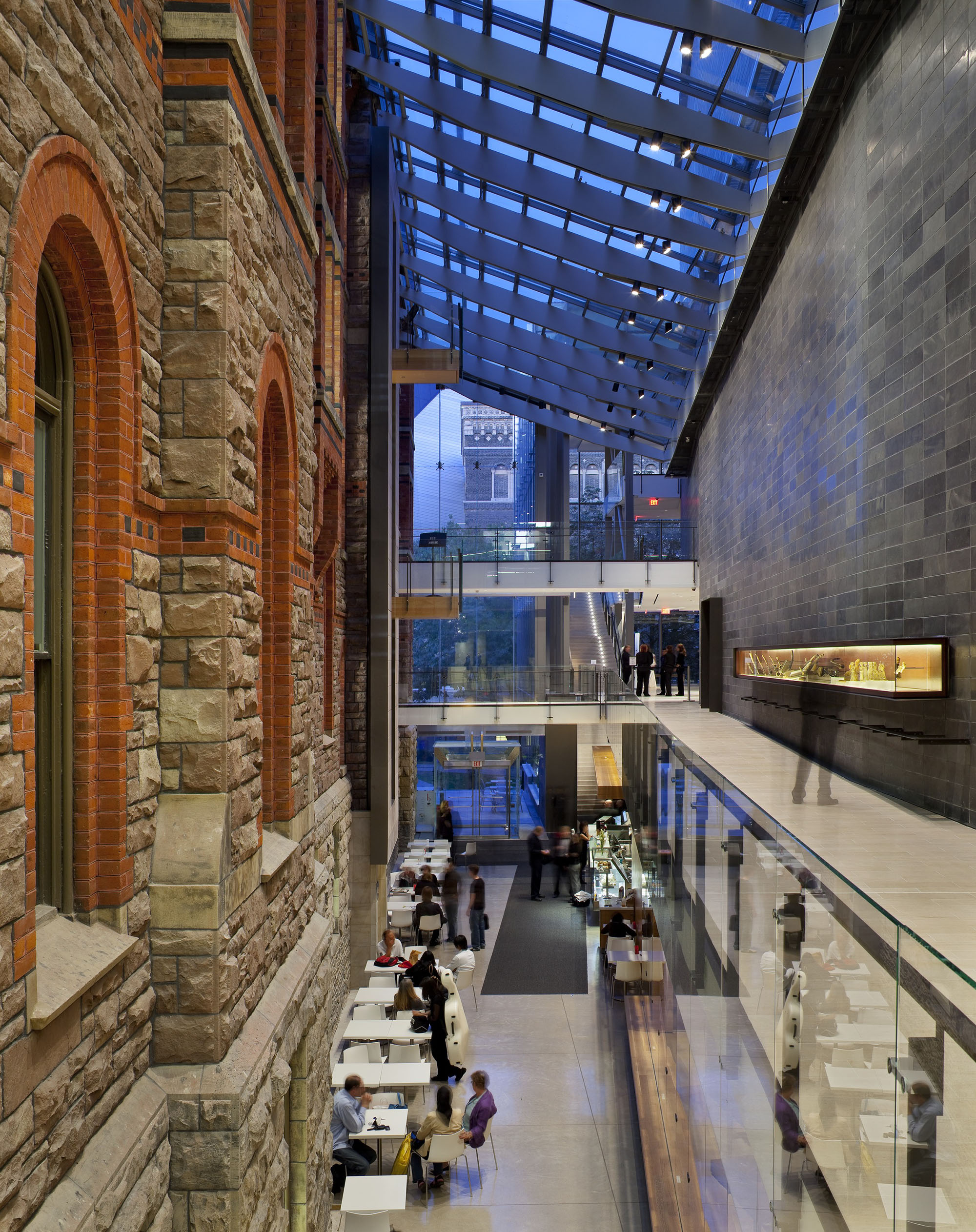 Building - Koerner Hall