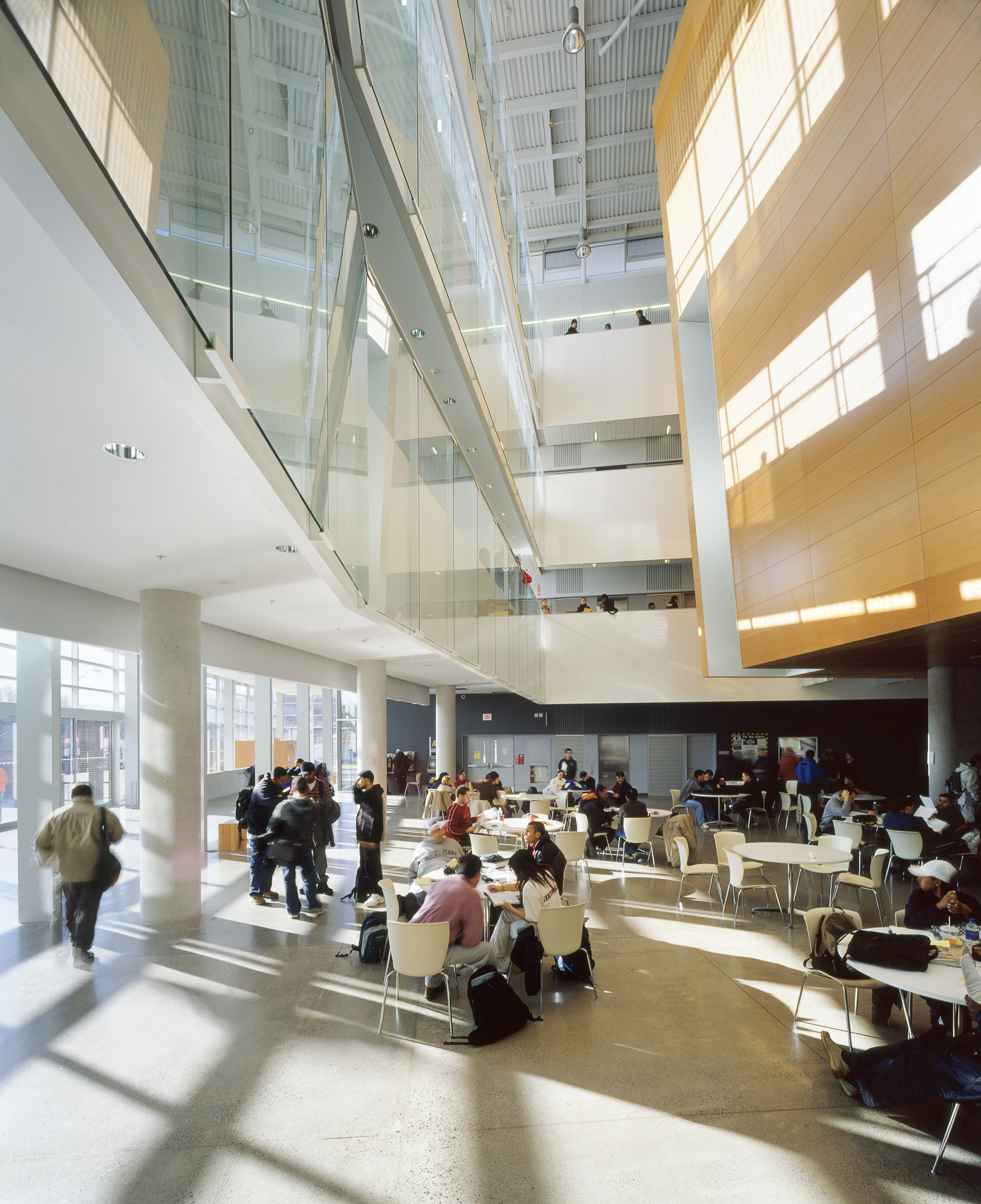 Centennial College Applied Research And Innovation Centre Kpmb