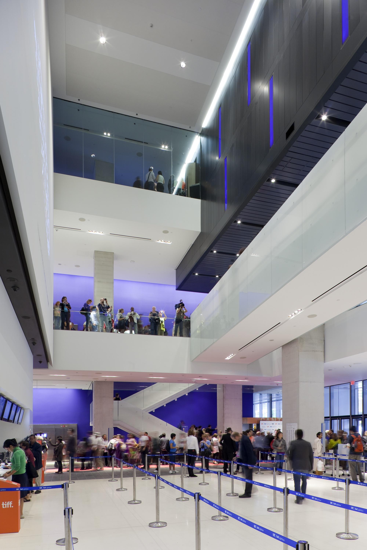 TIFF Bell Lightbox - Architecture
