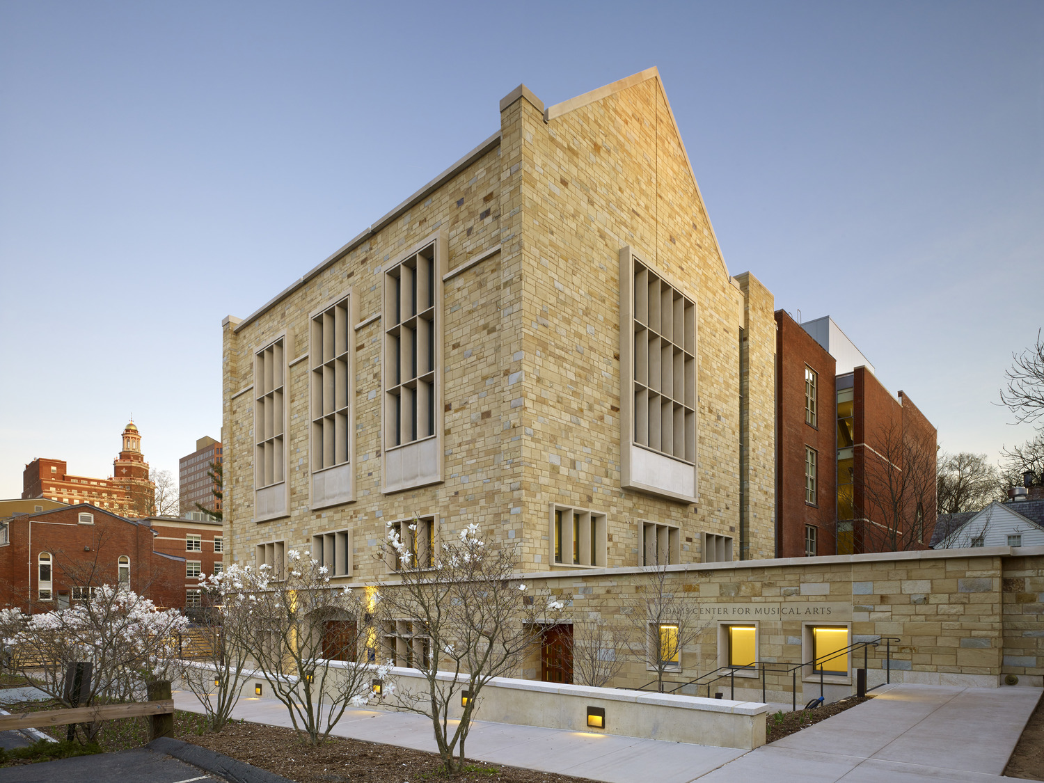 Yale School of Music - Adams Center for Musical Arts