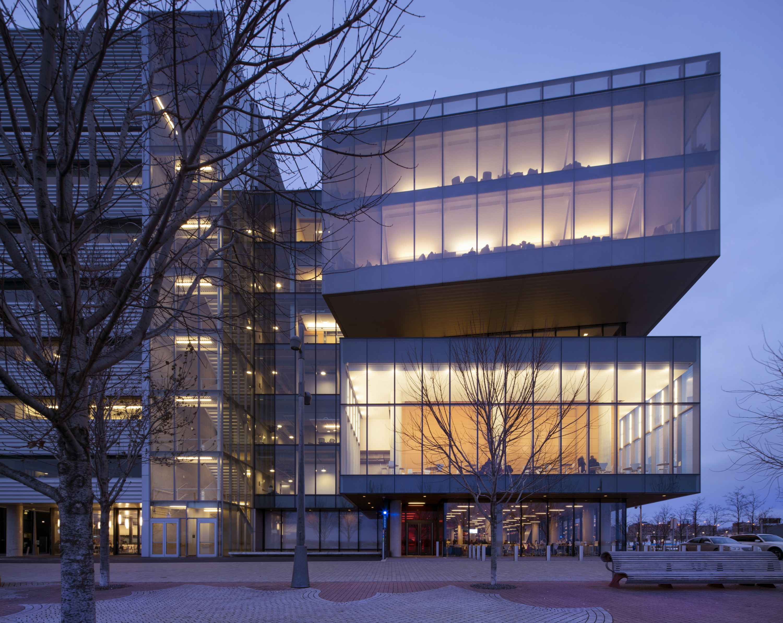 George Brown College - Casa Loma Campus - C Building - University of Toronto - St. George Campus