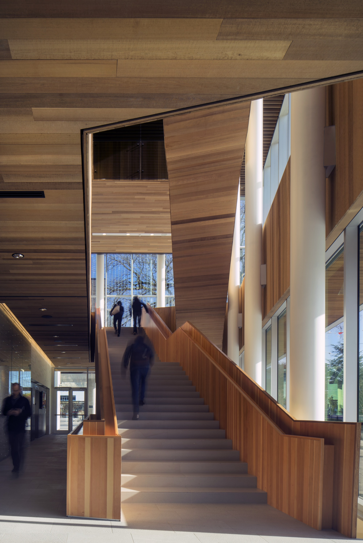 Robert H. Lee Alumni Centre - Architecture