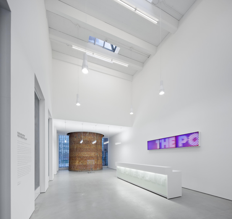 The Power Plant Contemporary Art Gallery - Interior Design Services