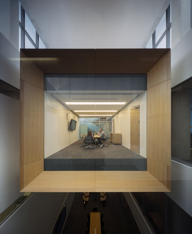 Kellogg School of Management - Architecture