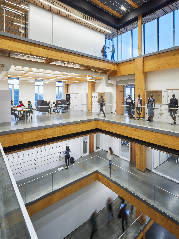 Kwantlen Polytechnic University Richmond Campus - Wilson School of Design