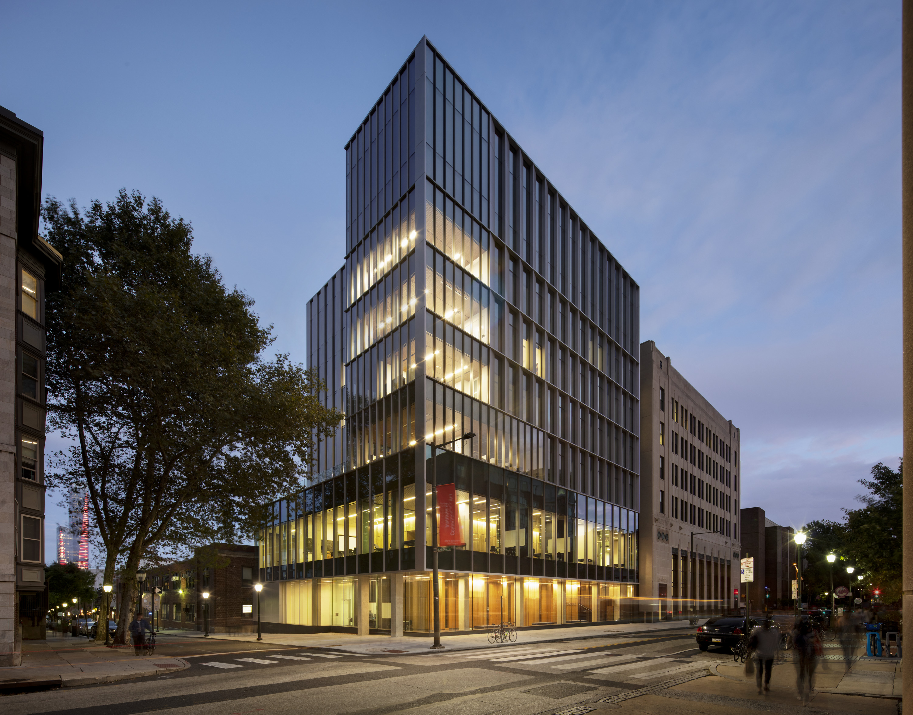 Perelman Center for Political Science and Economics - Science