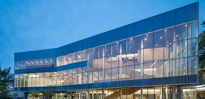 Architecture - Robert H. Lee Alumni Centre