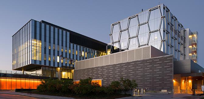 Mike & Ophelia Lazaridis Quantum-Nano Centre (QNC) - Institute for Quantum Computing (IQC)
