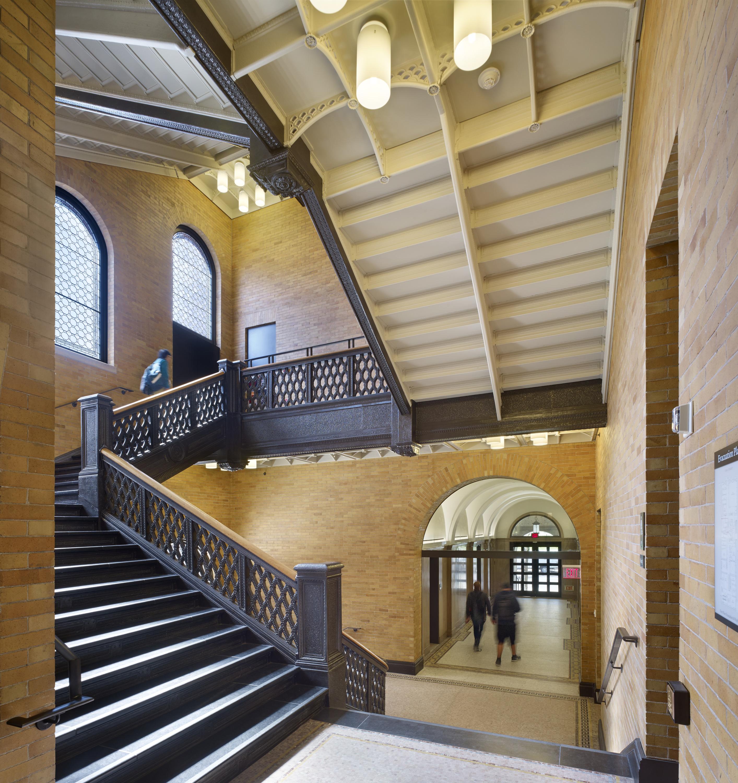 Adams Center for Musical Arts - Interior Design Services