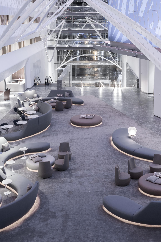 Conrad Hotels - Atrium