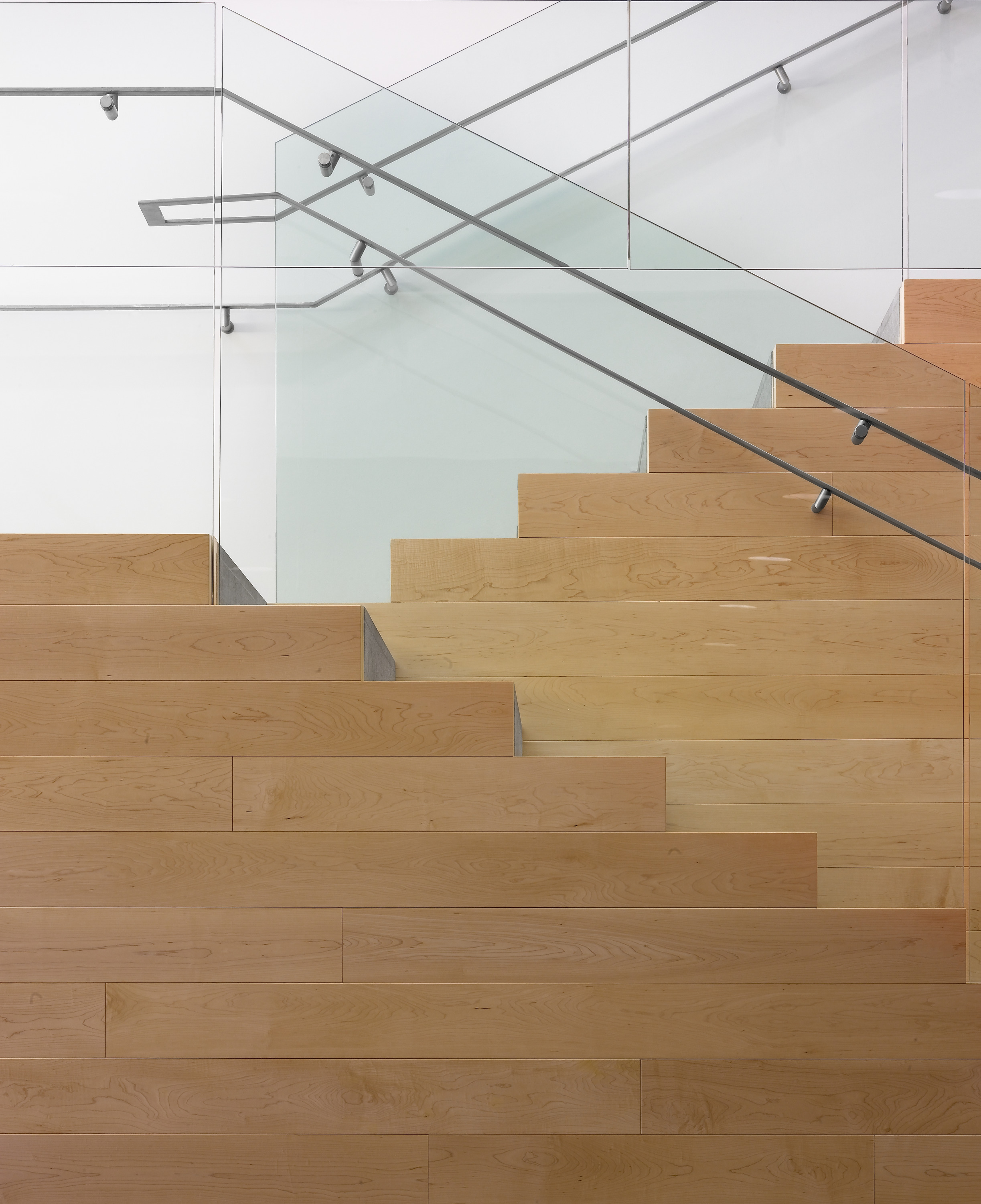 Wood flooring - Japanese Canadian Cultural Centre