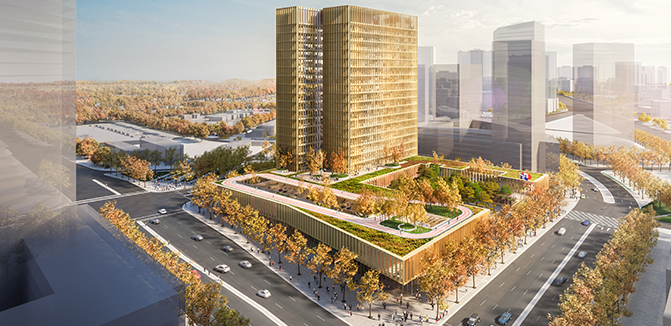 Adamson Associates Architects - KPMB Architects