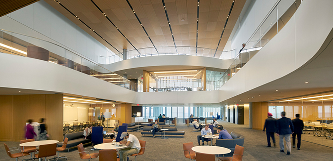 Interior Design Services - Daylighting