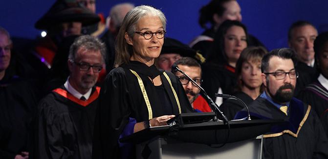 Marianne McKenna - Laurentian University