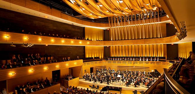 Koerner Hall - Classical music