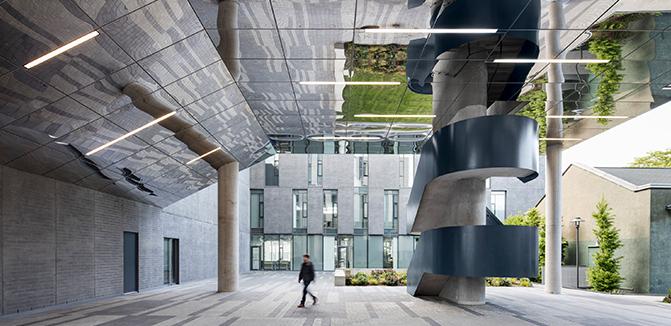 Architecture - HCMA Architecture + Design