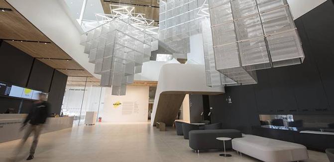 Remai Modern - Installation art