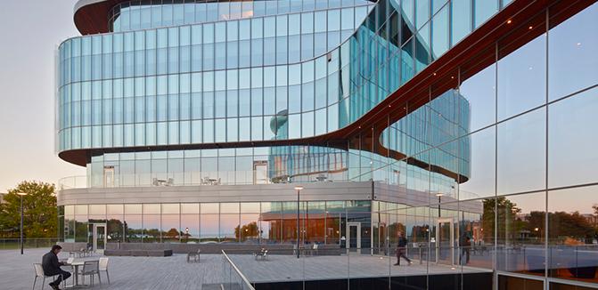 Kellogg School of Management - Corporate headquarters