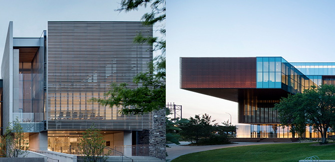 University of Toronto - St. George Campus - Louis A. Simpson International Building