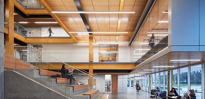 Emily Carr University of Art + Design - Interior Design Services
