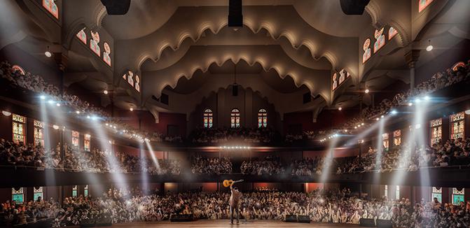 Massey Hall - Concert