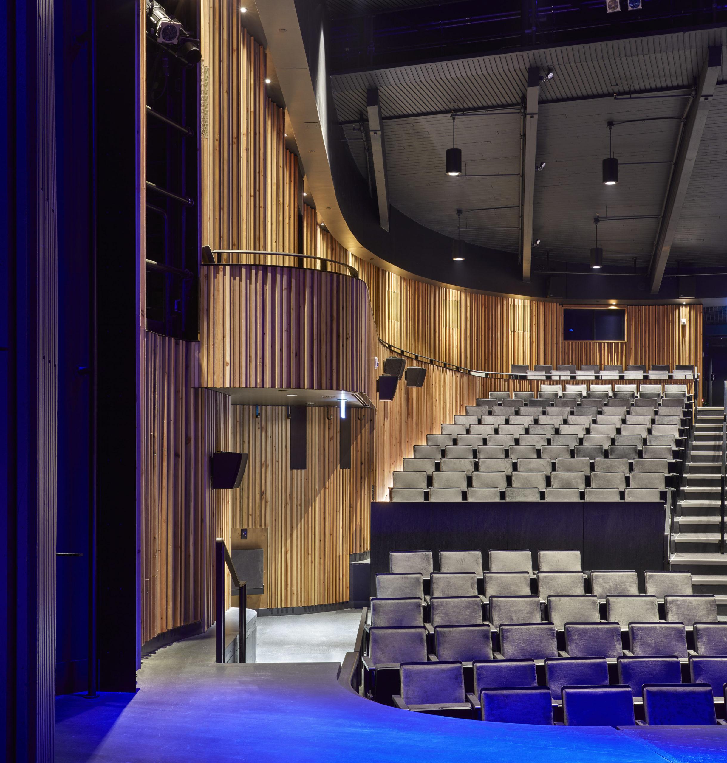 Theatre - Auditorium