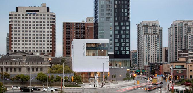 Ottawa Art Gallery - High-rise building