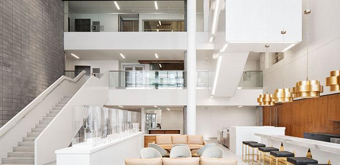 Ottawa Art Gallery - Interior Design Services