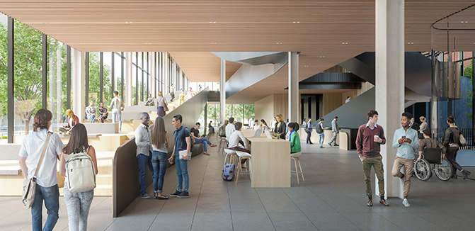 Boston University - Architecture