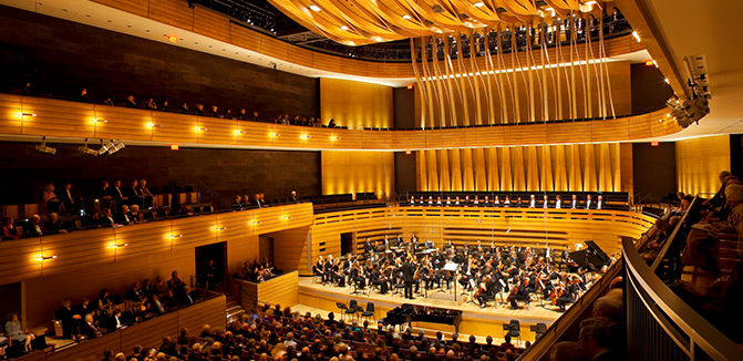 The Royal Conservatory of Music - Music school