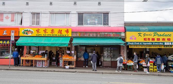 Architecture - Convenience Shop