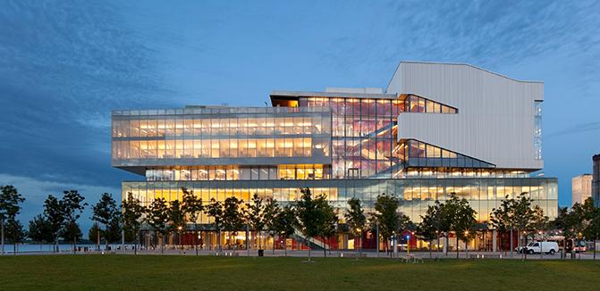 George Brown College - Casa Loma Campus - C Building - Ryerson University