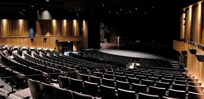 Banff Centre for Arts and Creativity - Jenny Belzberg Theatre