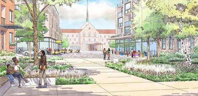 Urban design - Tyndale University