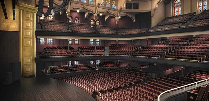 Massey Hall - Music venue