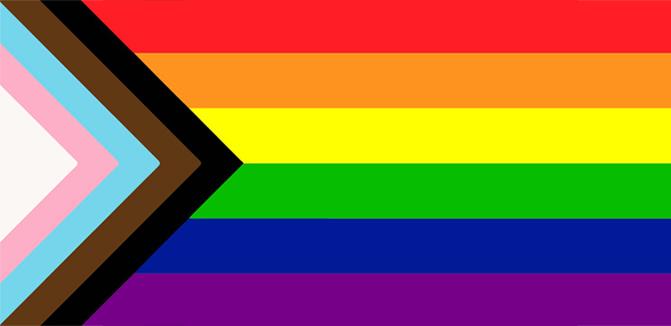 LGBT community - Rainbow flag