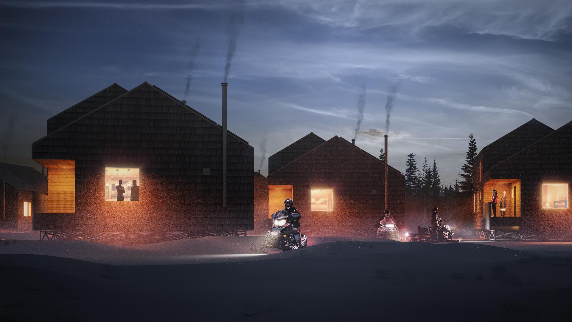 Street light - Light fixture