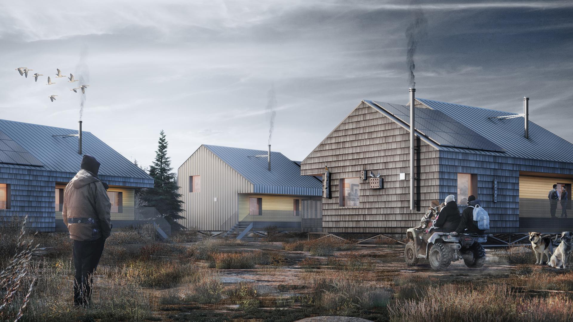 Suburb - Real Estate